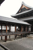 Shintoheiligdom - Kyoto - Japan Royalty-vrije Stock Afbeelding