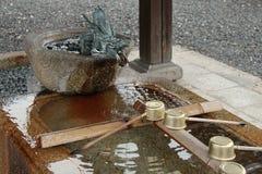 Shintoistischer Schrein - Kyoto - Japan Stockfotografie