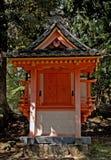 Shintoistischer Schrein, Nara, Japan Stockfoto
