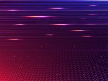 Shiny absract background with speed light movement pattern. Shiny absract background with speed light, stripes line movement pattern royalty free illustration