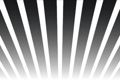 Shiny abstract background. Black and white striped pattern similart to poster.  Royalty Free Stock Photo