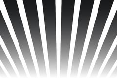 Shiny abstract background. Black and white striped pattern similart to poster.  Stock Photos
