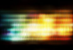 Shiny abstract background Stock Image