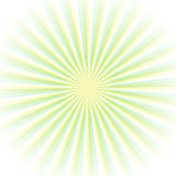 Shiny abstract background - yellow and green. Royalty Free Stock Image