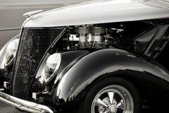 Shiny Antique Automobile Stock Photography