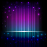 Shiny background. Illustration for your design Royalty Free Stock Photos
