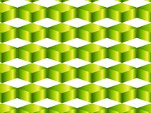 Shiny Background with cubes Royalty Free Stock Image