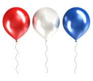 Shiny ballons Stock Photos