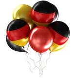 Shiny ballons vector illustration