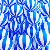 Shiny balls Royalty Free Stock Photo