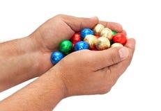 Shiny balls Royalty Free Stock Images