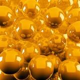 Shiny balls Royalty Free Stock Photos
