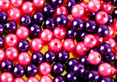 bead background Royalty Free Stock Images