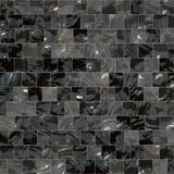 Shiny black and grey tiles Royalty Free Stock Photo