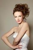 Shiny bride Royalty Free Stock Photography