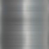 Shiny Brushed Aluminum Stock Image