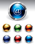 Shiny Buttons stock illustration