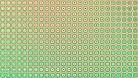 Shiny buttons abstract background seamless loop animation stock video footage