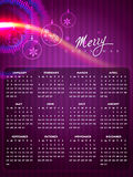 Shiny calender Royalty Free Stock Photos
