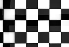 Shiny chess background Royalty Free Stock Image