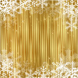 Shiny christmas background. Vector illustration Royalty Free Stock Photography