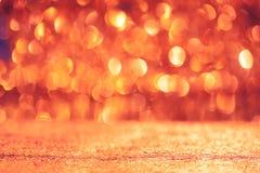 Shiny christmas bokeh background Royalty Free Stock Image