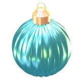 shiny christmas tree ball Royalty Free Stock Photos
