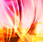 Shiny colorful abstract background Stock Image