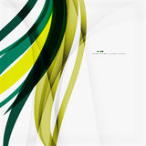 Shiny colorful abstract background, green and blue. Color. Modern template Royalty Free Stock Photos
