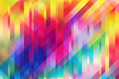 Shiny colorful mesh background with polygonal shapes Stock Images