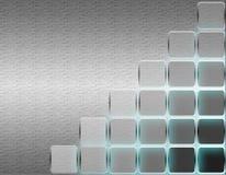 Shiny cubes Royalty Free Stock Photo
