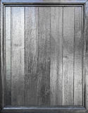 Shiny dark wood panels Stock Photos