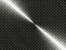 Shiny Diamond Plate Texture Royalty Free Stock Images