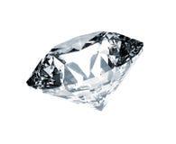 Shiny diamond Royalty Free Stock Photography