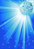 Shiny disco ball Stock Photos