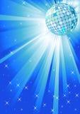 Shiny disco ball Stock Photos