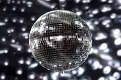 Shiny disco ball Royalty Free Stock Photos