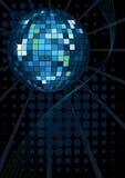 Shiny disco ball Royalty Free Stock Image