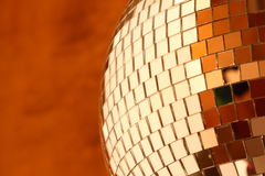 Shiny discoball Royalty Free Stock Image