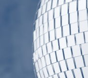 Shiny discoball Royalty Free Stock Images