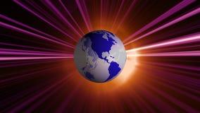 Shiny Earth Stock Photos