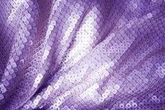 Shiny fabric Stock Photo