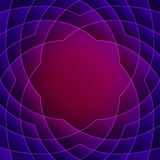 Shiny geometric background. Violet shiny geometric background. Abstract vector template Royalty Free Stock Photography
