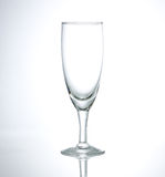 The shiny glass Stock Photo