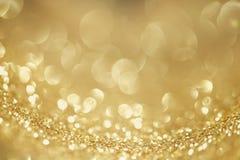 Shiny glitter bokeh background Royalty Free Stock Images
