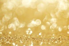 Shiny glitter bokeh background Stock Photos