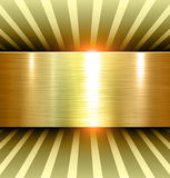 Shiny Gold Background Royalty Free Stock Images