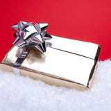 Shiny Gold Christmas Stock Photos