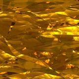 Shiny gold surface Stock Photos