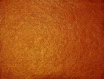 Shiny Golden Brown Grainy Texture Royalty Free Stock Photo
